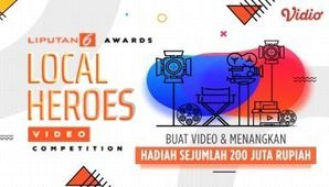 LOCAL HEROES VIDEO COMPETITION - LIPUTAN 6 AWARDS