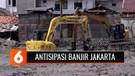 Antisipasi Banjir di Musim Hujan, Pemprov DKI Terus Gencarkan Pembuatan Tandon Air | Liputan 6