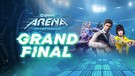 Grand Final GoPay Arena Championship - FREE FIRE