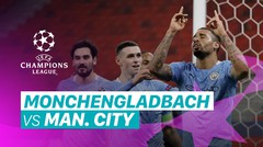 Mini Match - Monchengladbach vs Manchester City I UEFA Champions League 2020/2021