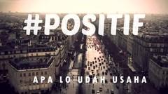 #POSITIF - Rizki Brader x Yasril Ariel (Official Lyric Video)