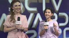 Ngobrol Seru Bareng Si Cantik Sandrinna Michelle - Exclusive Keseruan NonStop SCTV Awards 2020