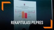 Jokowi-Ma'ruf Ditetapkan KPU Pemenang Pilpres 2019