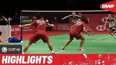 Match Highlight | Dechapol Puavaranukroh/Sapsiree Taerattanachai (Thailand) 2 vs 1 Seo Seung Jae/Chae YuJung (Korea Selatan) | BWF World Tour Finals 2021