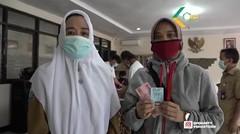 SALURKAN BANTUAN SOSIAL PEMPROV JABAR TAHAP IV , KELURAHAN GUMURUH TERAPKAN PROTOKOL KESEHATAN