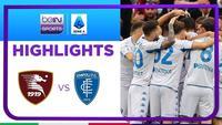 Match Highlights | Salernitana 2 vs 4 Empoli | Serie A 2021/2022