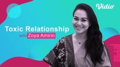 TOXIC RELATIONSHIP - EXCLUSIVE INTERVIEW with ZOYA AMIRIN