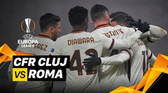 Mini Match - CFR Cluj vs AS Roma I UEFA Europa League 2020/2021
