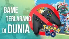 5 Game Terlarang Untuk Dimainkan di Berbagai Negara Dunia