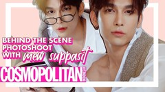 Behind The Scenes Photoshoot with Mew Suppasit