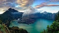 Pesona Indonesia (Gunung Rinjani 3.726 Mdpl)