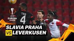Mini Match - Slavia Praha vs Leverkusen I UEFA Europa League 2020/2021