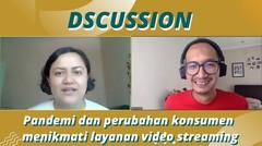 Pandemi dan Perubahan Konsumen Menikmati Layanan Video Streaming