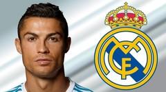 Moment Perpisahan Cristiano Ronaldo Dengan Real Madrid