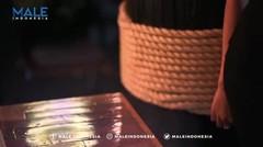 [Behind The Scene] Dyan Utomo yang Berpenampilan Elegan