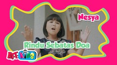 Nesya - Rindu Sebatas Doa (Official Music Video)