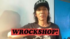 "Bimbim ""SLANK"" - Testimonial WROCKSHOP 7 Desember 2016"