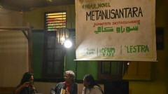 Ngaji Novel Metanusantara di Surau Kami Semarang