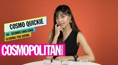 Glowing for Dating - Cosmo Quickie- 60 Seconds