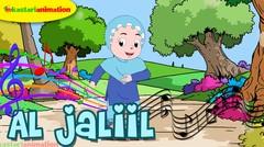 AL JALIIL |  Lagu Asmaul Husna Seri 5 Bersama Diva | Kastari Animation