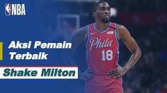 Nightly Notable | Pemain Terbaik 15 Januari 2021 - Shake Milton | NBA Regular Season 2020/21