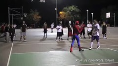 Professor Basketball
