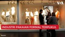 Industri Pakaian Formal Terpukul dari Hulu ke Hilir