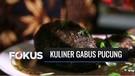 Nikmatnya Kuliner Hitam Manis Ikan Gabus Puncung | Fokus