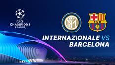 11 Dec 2019 | 03:00 WIB - Inter Milan vs Barcelona - Liga Champions UEFA 2019-2020