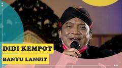 Didi Kempot - Banyu Langit Lirik (Live Konser Amal dari Rumah)