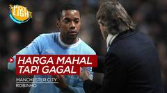 Termasuk Robinho, Ini 4 Pemain yang Dibeli Harga Mahal tapi Gagal Bersinar di Manchester City