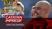 Catatan Impresif Karier Pep Guardiola Sebagai Pelatih