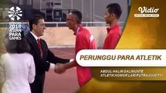 Abdul Halim Dalimunte Sumbang Perunggu dari Atletik