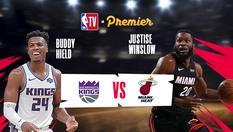 Sacramento Kings vs Miami Heat - 21 Jan 2020   05:00 WIB
