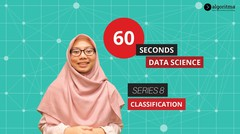 60 Seconds Data Science | Episode 8 | Classification