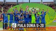 Bungkam Korsel, Ukraina Juara Piala Dunia U-20 2019