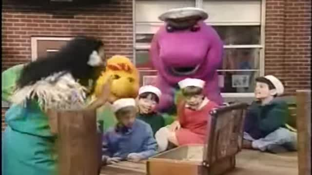 Barney & Friends - Gone Fishing! - Vidio com