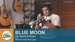 """EPS 88 - """"BLUE MOON"""" trumpet cover by Harli Arbian"""