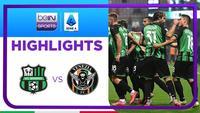 Match Highlights | Sassuolo 3 vs 1 Venezia | Serie A 2021/2022