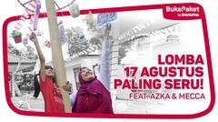 Azka Mecca Ikutan Lomba 17 Agustus Paling Seru   BukaPaket for Kids