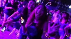 Dance Better - Three Sexy Girls are having fun at DWP16