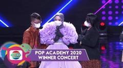 Bangga!! Agnes (Malang) Jadi Kebanggaan Orang Tua Bisa Sampai Ke Grand Final... Teruslah Berjuang! | Pop Academy 2020