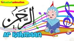 AR RAHMAAN | Lagu Asmaul Husna Seri 1 Bersama Diva | Kastari Animation