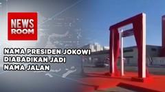 Jalan Presiden Jokowi Dodo Di Abu Dhabi