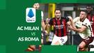 AC Milan Ditahan AS Roma, Zlatan Ibrahimovic Cetak 2 Gol