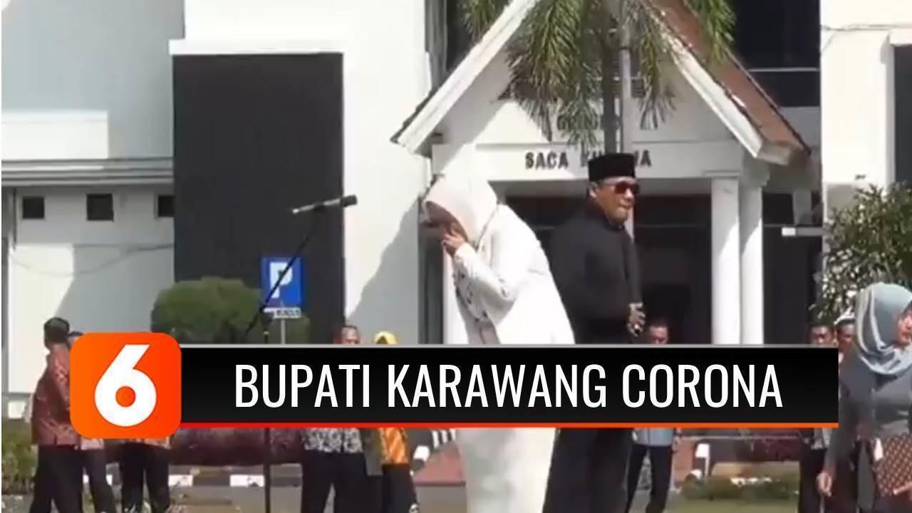 Streaming Detik Detik Bupati Karawang Ketauan Corona Vidio Com