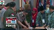 Rekapitulasi Hitung Suara Nasional KPU, Jokowi-Ma'ruf Amin Unggul di Jakarta - Fokus Pagi