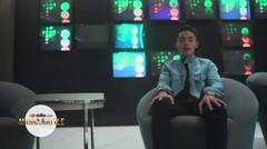 Falah setelah dapat coaching stage act dari Giring (Vlog Day 4)