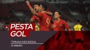 Timnas Indonesia Vs Vanuatu 6-0, Beto Cetak 4 Gol