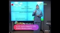 GURUku SBOTV KELAS 4 Tema : BAHASA INDONESIA - 20 Oktober 2020